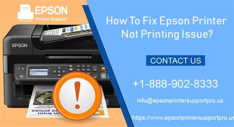 fix epson printer  printing issue epson support