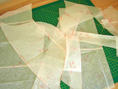 01 - paper pattern pieces