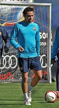 Xavier Hernández (born January 25, 1980, Terra...