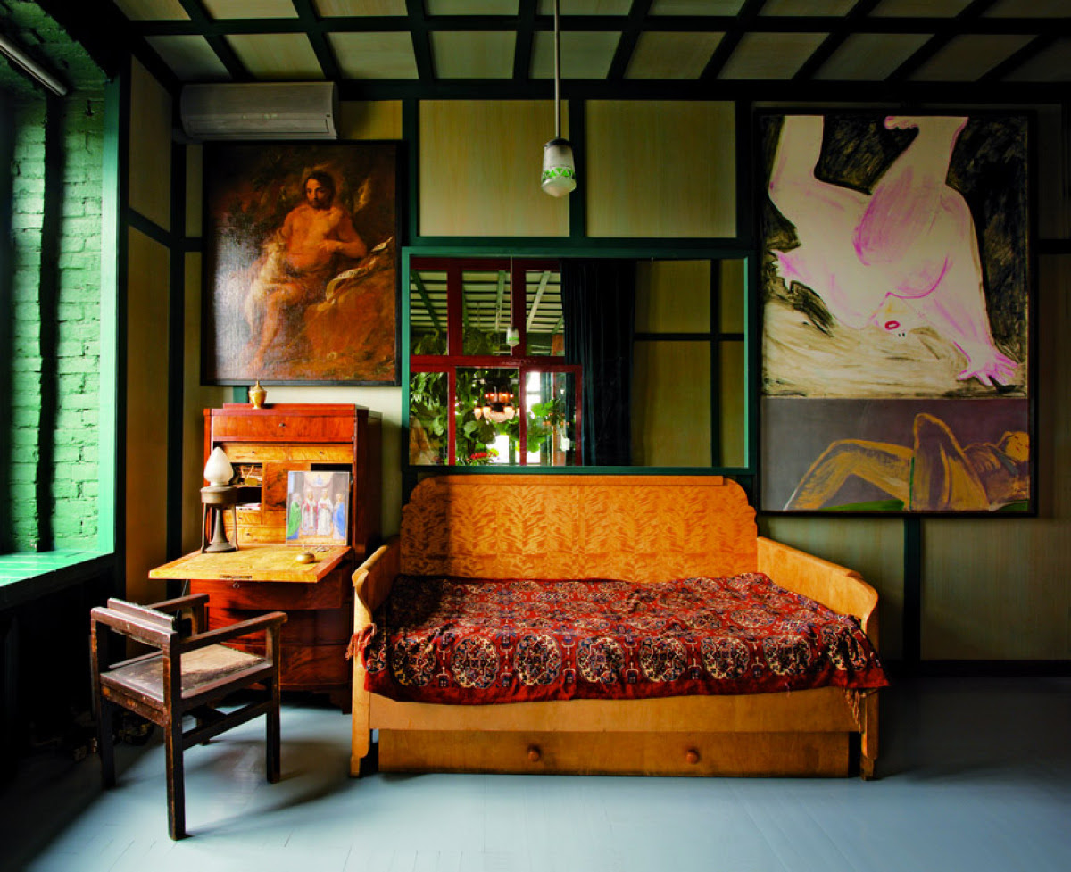 Preview: Taschen's '100 Interiors From Around the World ...