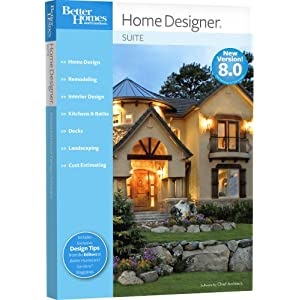 Better Homes And Gardens Home Designer Suite 8 0 Old
