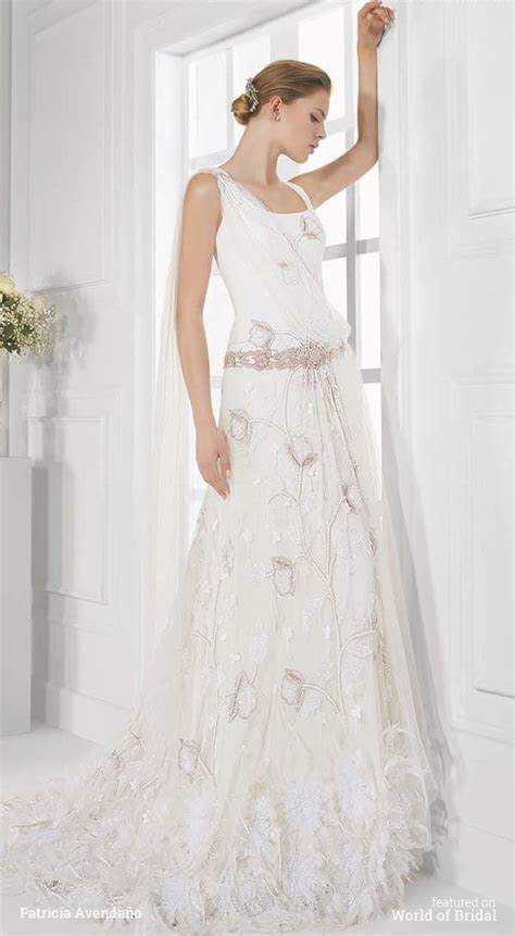 Patricia Avendaño 2016 Wedding Dresses   World of Bridal