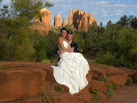 Easy Access Wedding Venues In Sedona