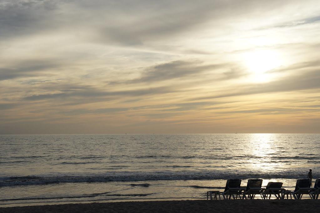 Riviera Nayarit Beach Scene