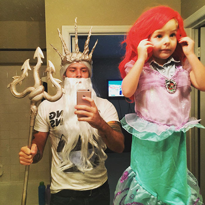 20 Of The Best Dad Daughter Halloween Costume Ideas Ever Funny