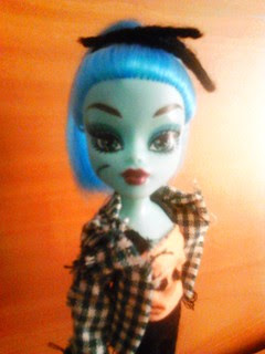 Monster High Falsa Frankie Dieme Gould Flickr