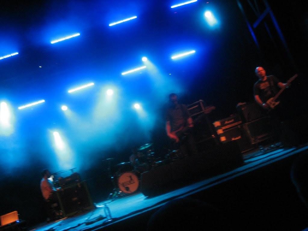 Mogwai play Furia Sound Festival 2009