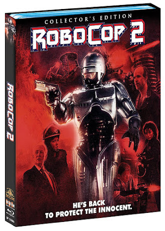Pre-Order Shout Factory's ROBOCOP 2: Collector's Edition Blu-Ray Today!