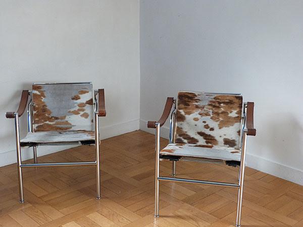 fauteuils Savoye