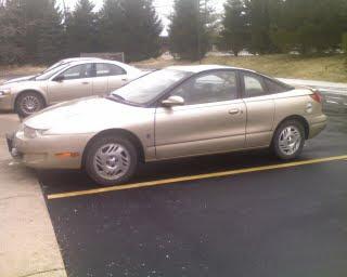 My 1999 Saturn SC2