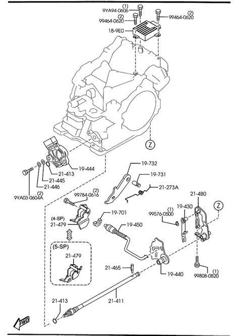 L32E189E1D - Mazda Module, pwt.cont - automatic