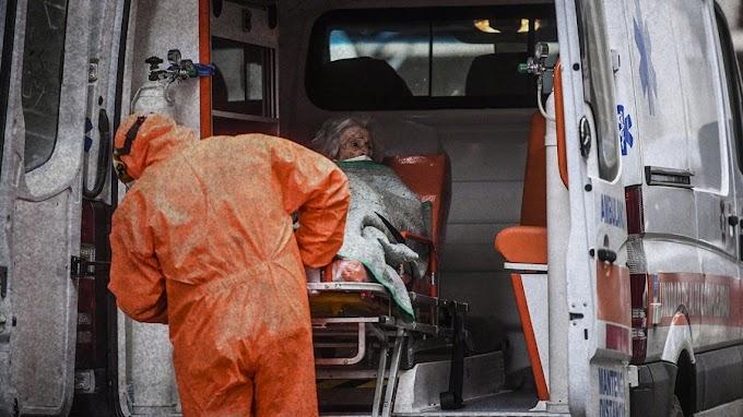 Récord de muertos por coronavirus en Argentina: informe de la noche del lunes 3 de agosto
