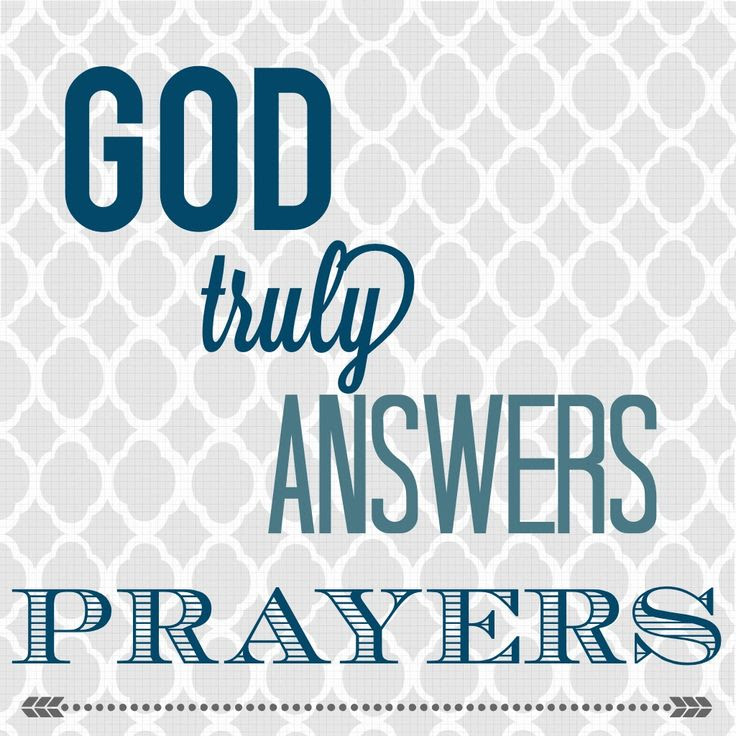 Quotes About Answered Prayer 81 Quotes