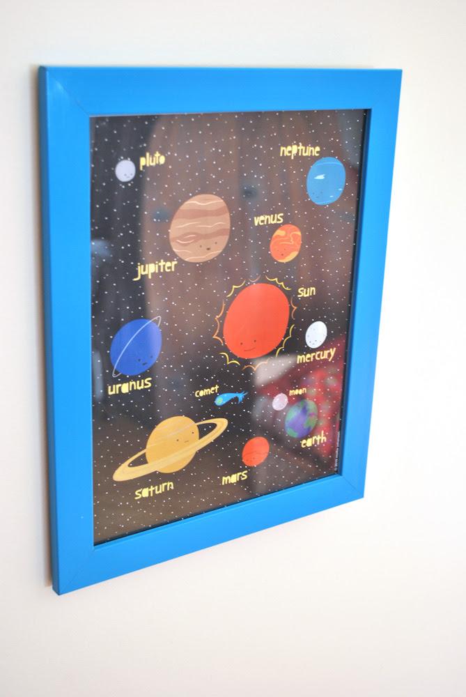 solar system printable print...