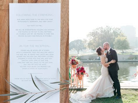 19 milwaukee yacht club wedding ceremony   Maison Meredith