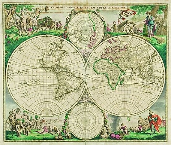 cartography in the age of exploration