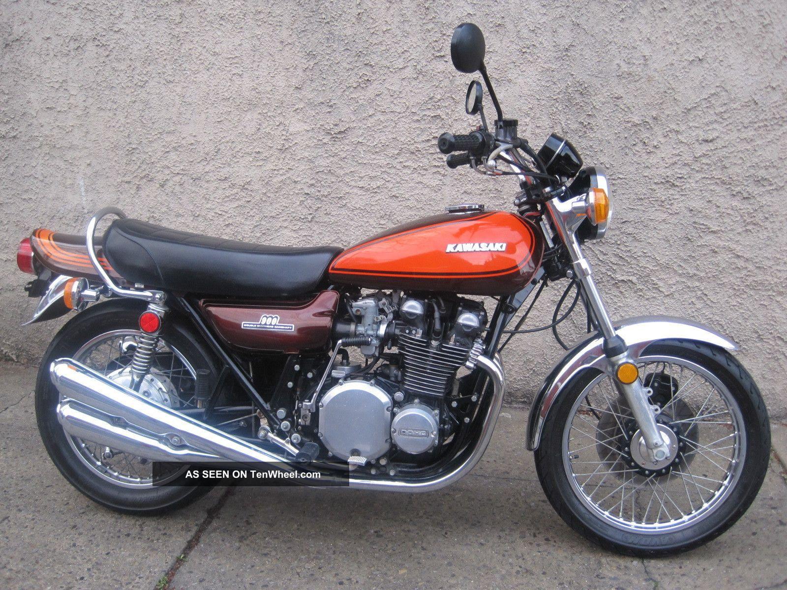 Kawasaki Motorcycle Wiring Color Codes