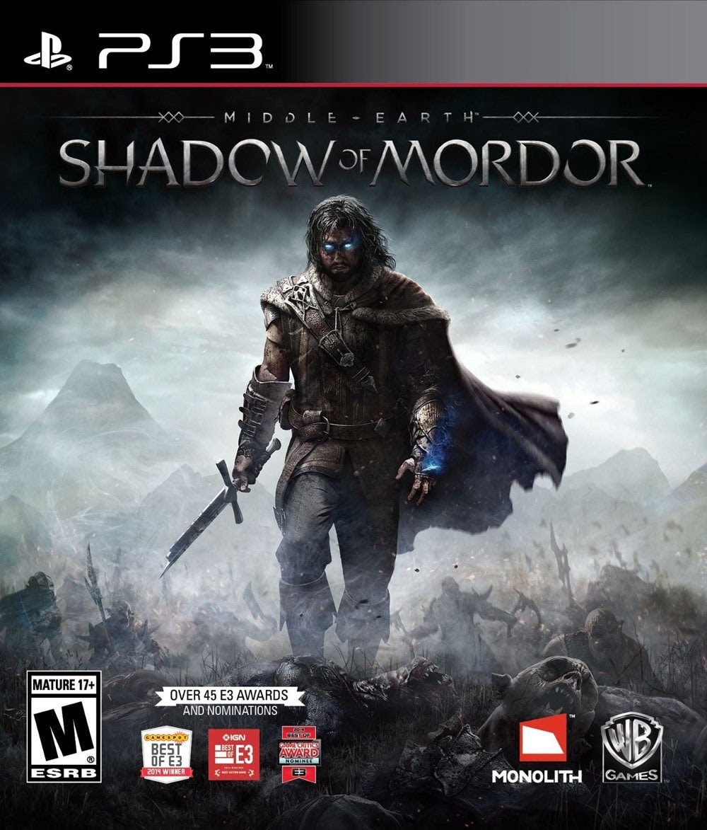 Image result for shadow of mordor
