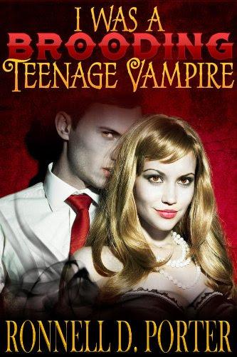 I Was A Brooding Teenage Vampire