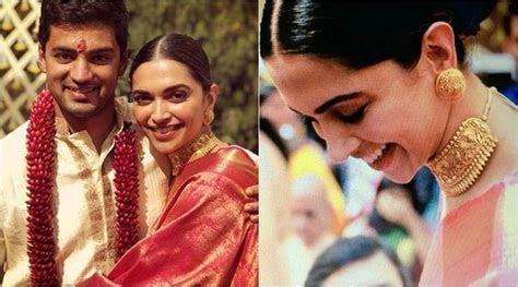 Deepika Padukone slays South Indian look at her best