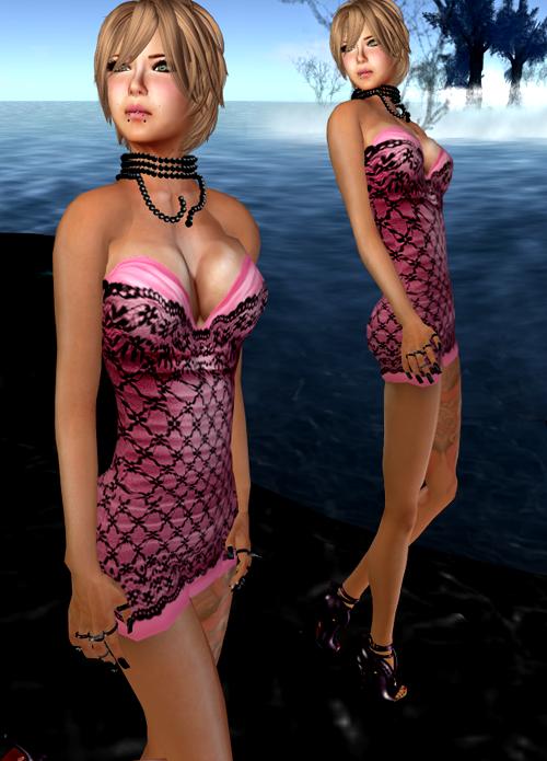 ~KAT~ Eve (pink)
