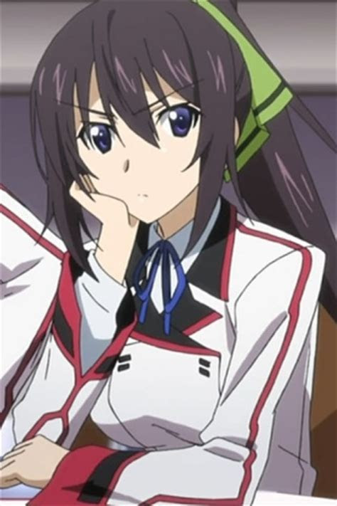 Infinite Stratos.Houki Shinonono.320x480