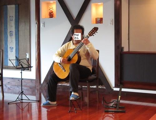Hagiさんのソロ 2013年9月22日 by Poran111