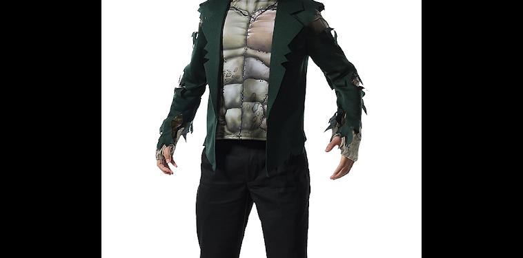 Frankenstein Costume Boy