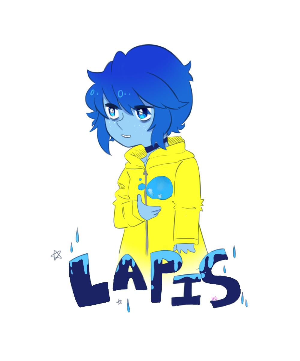 quick Lapis doodle!