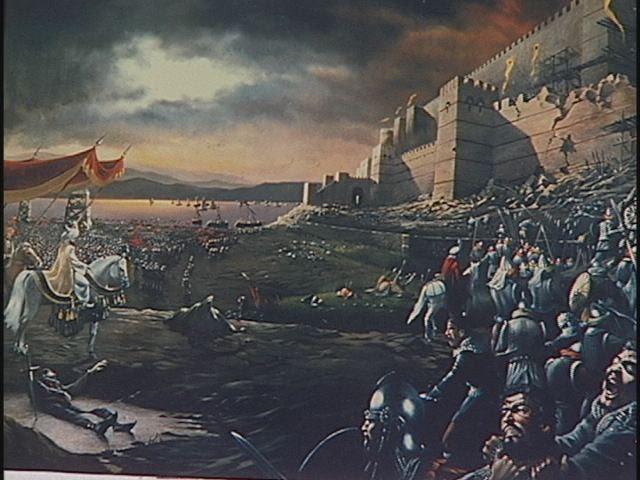 Η πολιορκία της Κωνσταντινούπολης