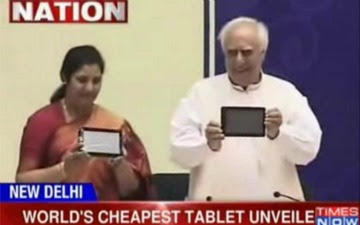 World's cheapest tablet launched