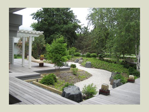 Japanese Garden Design Pictures | FURNITURE