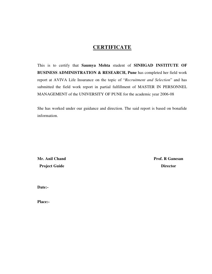 Medical Certificate Format For Sick Leave For Student ...