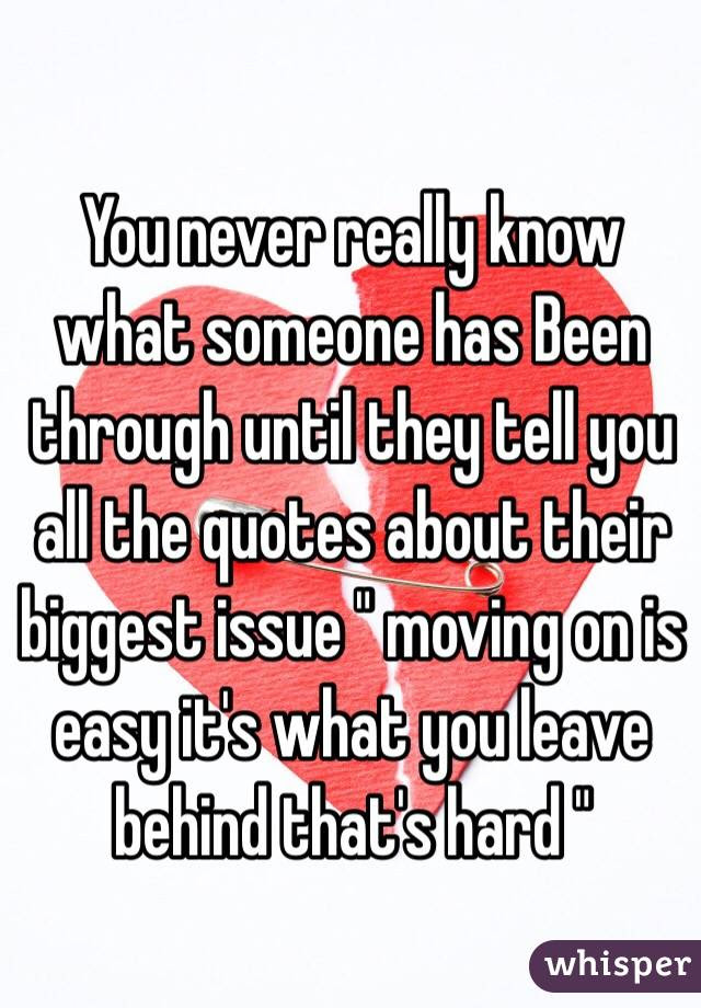 Quotes About Really Knowing A Person 20 Quotes