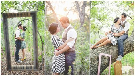 Mayfield Park   Austin Engagement Photography