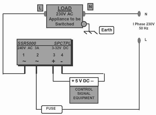PCB SSR Wiring