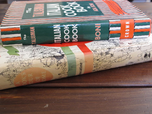 Italian Cook Books