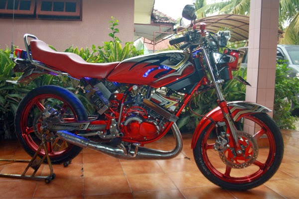 Yamaha RX King Modifikasi