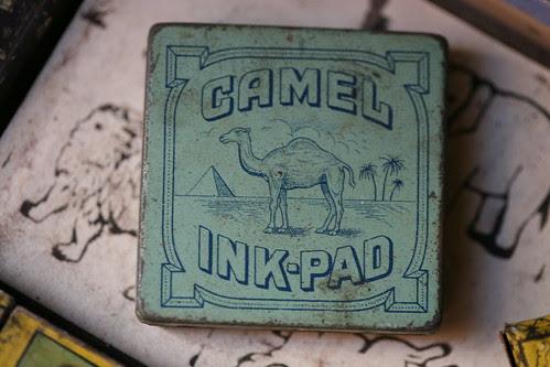 Camel Ink-Pad