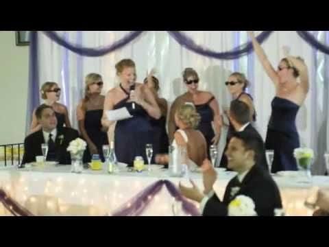 Fresh Prince Of Bel Air Wedding Toast Lyrics