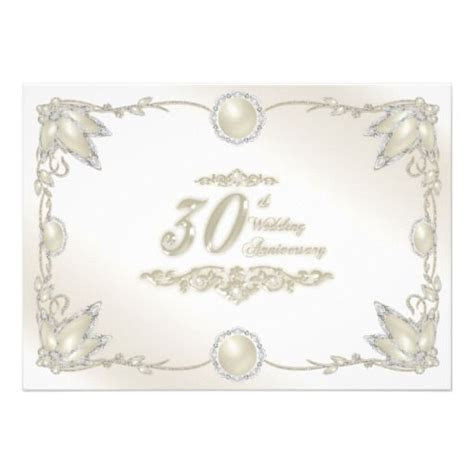29 best 30th Wedding Anniversary   Pearl images on