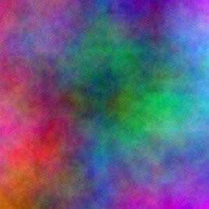 Ejemplo de un plasma renderizado