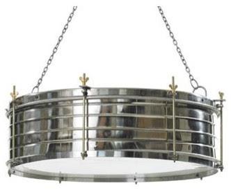 Buckley Drum Pendant Light Home Lighting contemporary pendant lighting