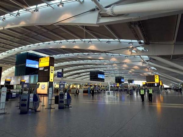 aeroporto internacional