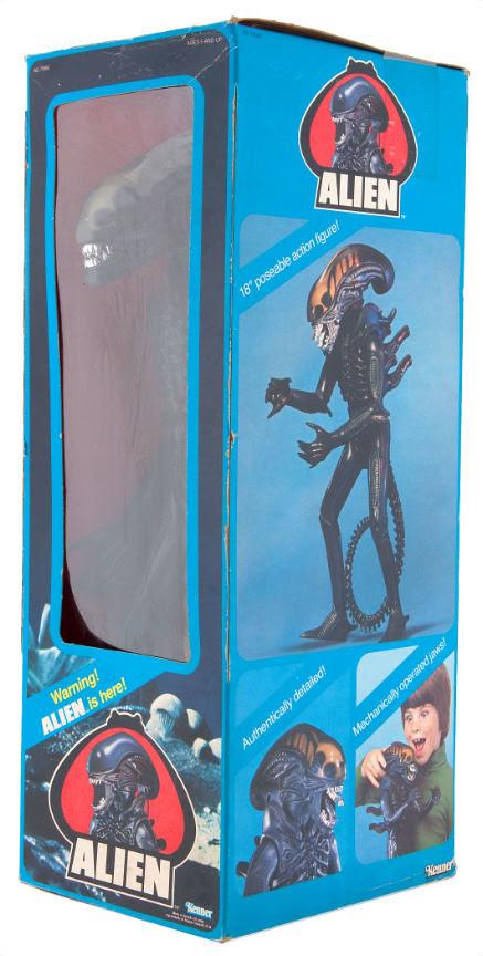 Kenner Alien figure 1979