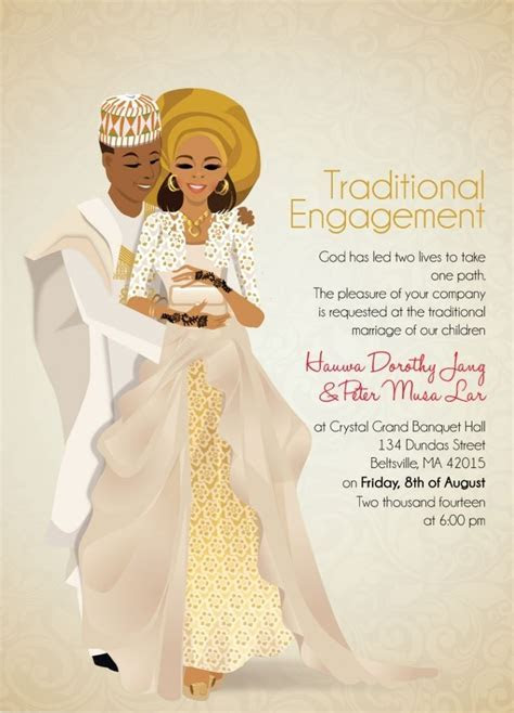 9 best Afrocentric Wedding Invitations images on Pinterest