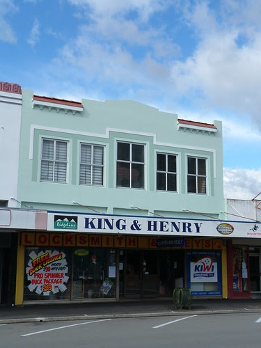 King & Henry, Masterton
