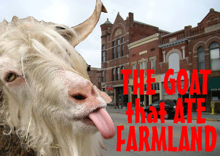 The Goat That Ate Farmland