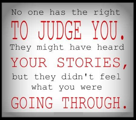 Judgement Understanding Quotes Judgement Quotes About