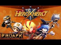 Hero x Hero Mod Apk v1.0.8 Full version